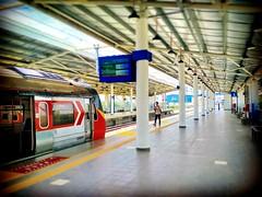 KTM Subang Airport Lapangan Terbang Sultan Abdul Aziz Shah, 47200 Subang, Selangor https://goo.gl/maps/YicwX2AT8Ur  #travel #traveling #trip #holiday #train #railway #Asian #Malaysia #travelMalaysia #tripMalaysia #travelingMalaysia #trainMalaysia #Railway
