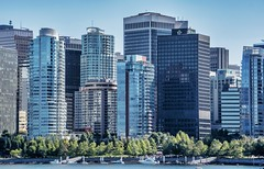 Vancouver, grattacieli