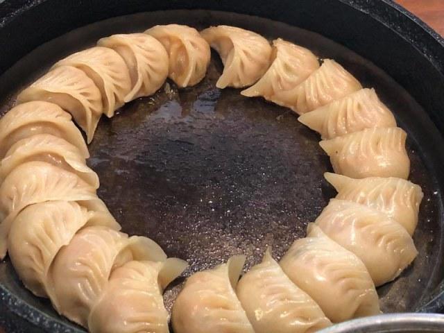 鐵喫茶燒餃子