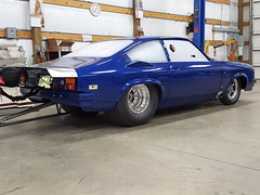 Pro Street Vega in final stages of build