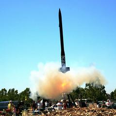 Wireless Video Rocket