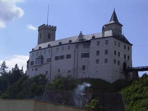Rožmberk nad Vltavou Castle