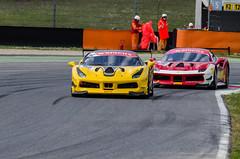 "Ferrari Challenge Mugello 2018 • <a style=""font-size:0.8em;"" href=""http://www.flickr.com/photos/144994865@N06/41800075151/"" target=""_blank"">View on Flickr</a>"