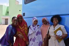 2018 OP caravan Guinea stop