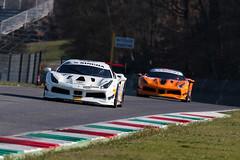 "Ferrari Challenge Mugello 2018 • <a style=""font-size:0.8em;"" href=""http://www.flickr.com/photos/144994865@N06/26932147197/"" target=""_blank"">View on Flickr</a>"