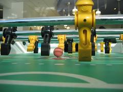 Foosball At Yahoo!