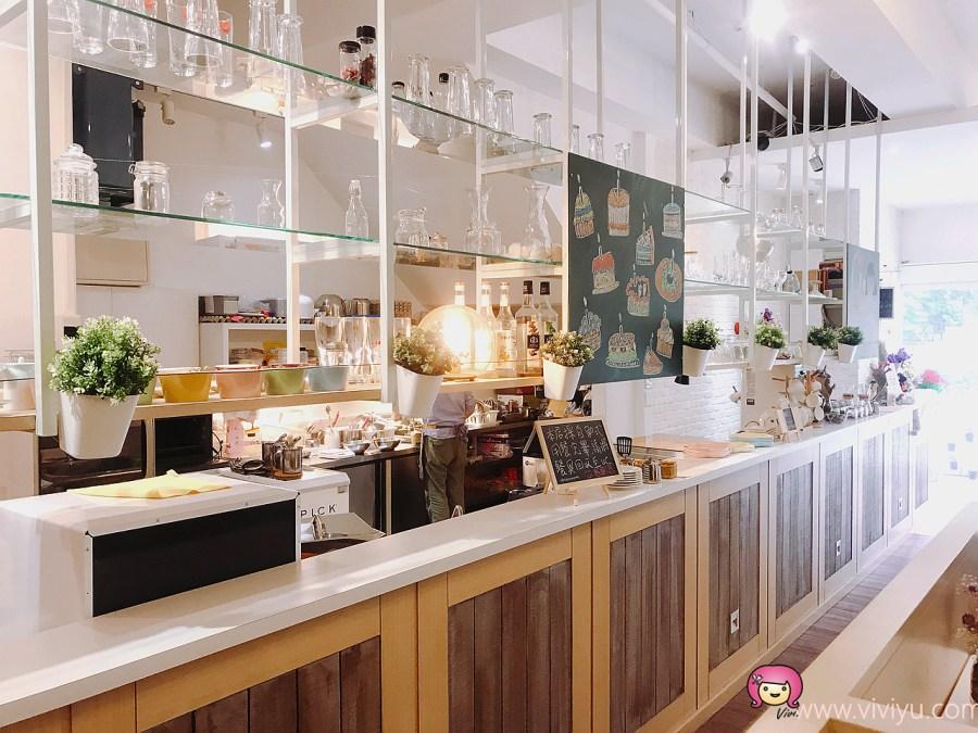 [桃園美食]Nuageクラウド雲朵鬆餅.桃園火車站附近甜蜜下午茶~輕柔像棉花糖般的鬆餅 @VIVIYU小世界
