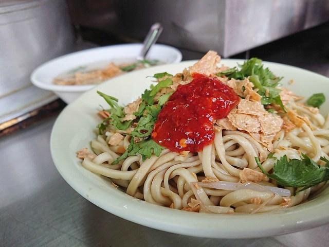 福寧宮素食麵