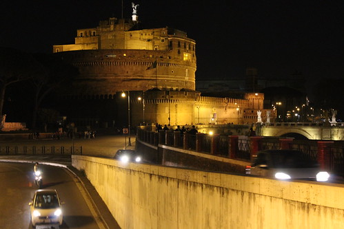 "Castel Sant'Angelo, Rome - Italy • <a style=""font-size:0.8em;"" href=""http://www.flickr.com/photos/104409572@N02/41061524344/"" target=""_blank"">View on Flickr</a>"