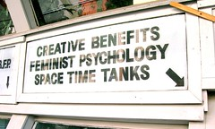 Feminist Psychology Space Time Tanks