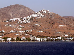 Pulling In to Serifos