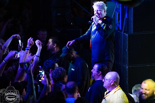 Salty Dog Cruise 2018:the offspring