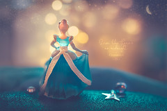 .Cinderella ★ Live like there's no midnight.
