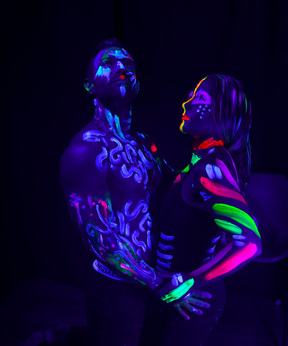 From the UV painting shoot..