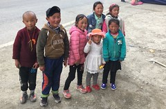Kinder in Mula