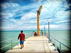 https://goo.gl/maps/EaiECYZJLoN2  #travel #holiday #Asian #Malaysia #Selangor #morib #Tanjungsepat #travelMalaysia #holidayMalaysia #旅行 #度假 #亚洲 #马来西亚 #雪兰莪 #trip #马来西亚旅行 #traveling #马来西亚度假 #beach #海滩 #pantai #bluesky #蓝天