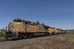 RVPW passing Rosboro Lumber in Springfield