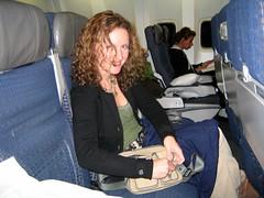 On board Delta