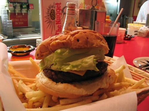 Awful Awful burger