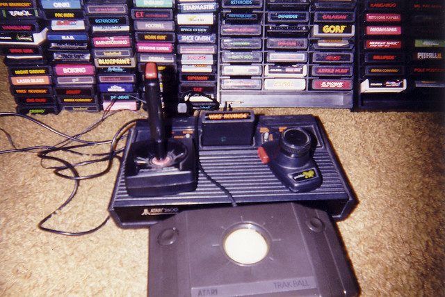 have you played Atari yesterday?