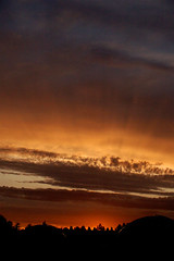 Sunset 6 June 2006 6