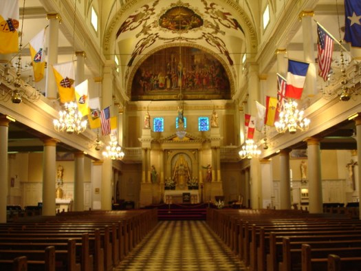 St. Louis Cathedral, New Orleans LA