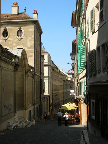 rue de la Cité, Geneva, Switzerland