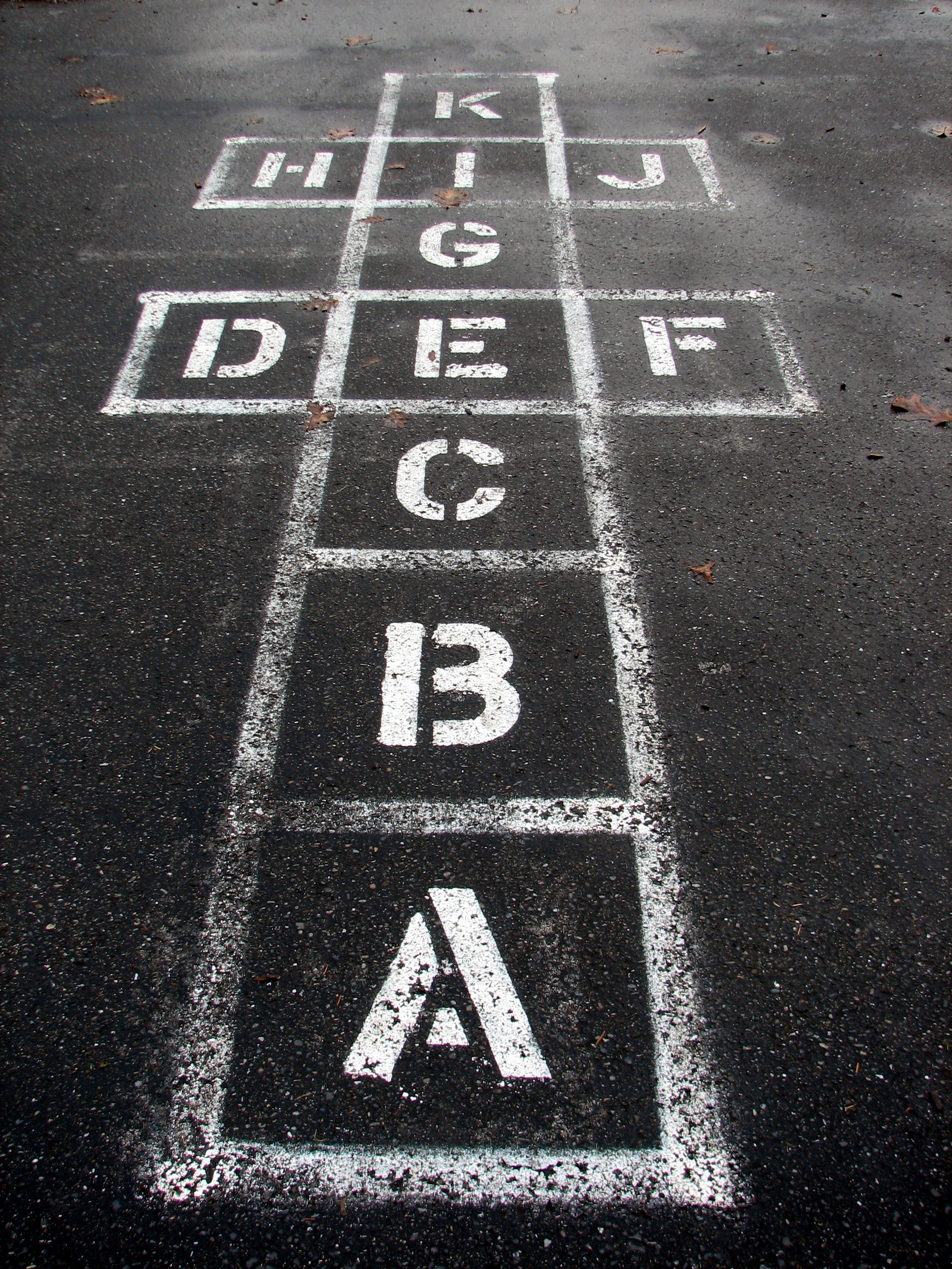 Hopscotch Flickr
