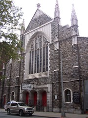 Mother African Methodist Episcopal Zion Church, Harlem
