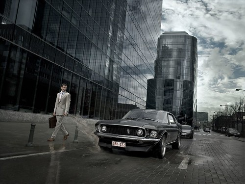 1969 Hardtop Mustang