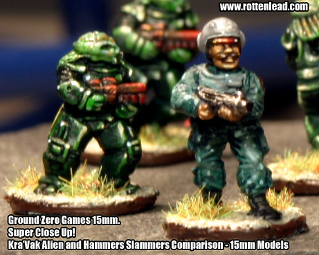 15mm Sci Fi Wargaming Miniatures Flickr Photo Sharing