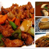 Orange Chicken Lunch Special ($6.99)