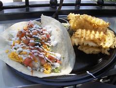 Tin Fish - tacos