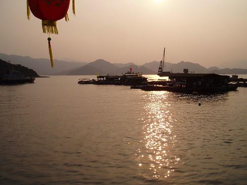 Sunset in Kut O