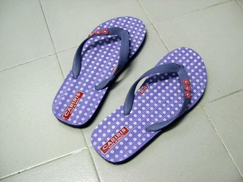 My new flip-flops!!!