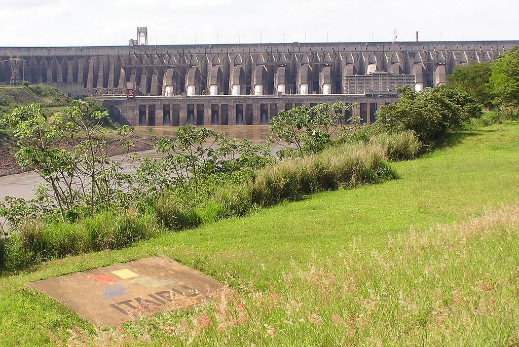 Central Hidroeléctrica de Itaipú-Brasil-Paraguay 101