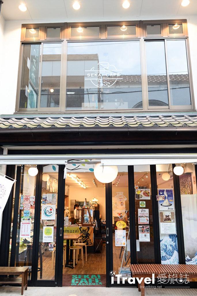 东京浅草购物 仲见世商店街 33