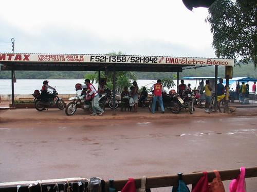 Compagnie des taxis motos