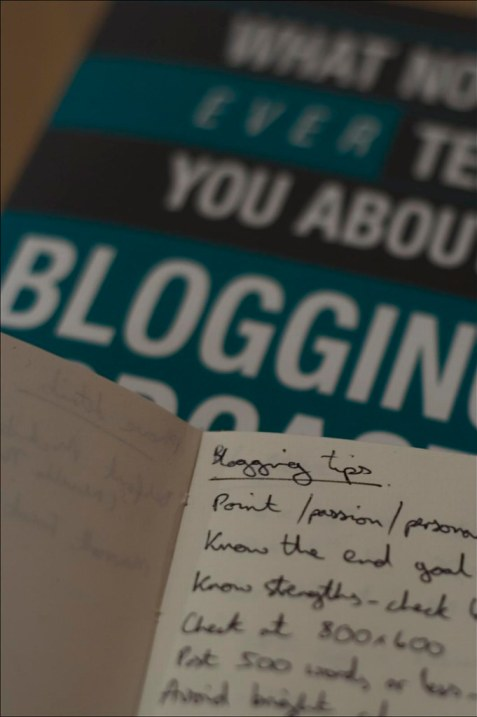 What no one ever tells you about blogging
