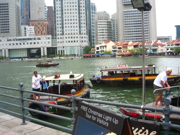 Singapore Boats