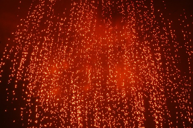 Image result for fire rain