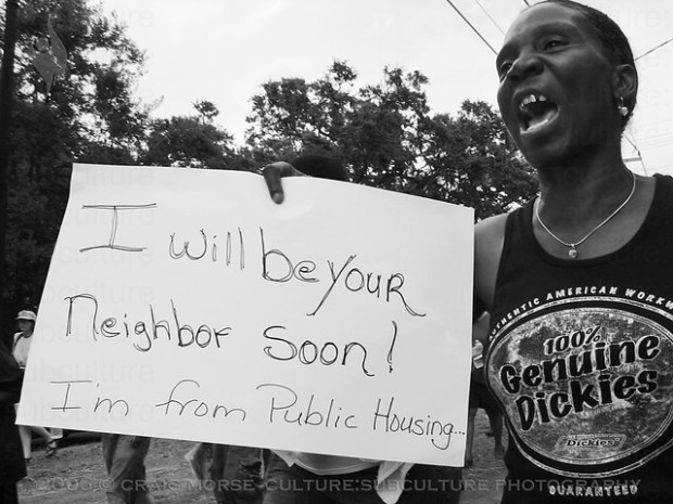 """""""I Will Be Your Neighbor Soon...  I'm From Public Housing"""""""
