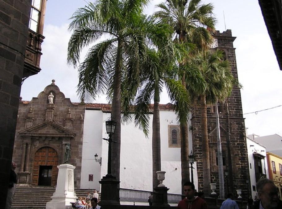 Iglesia de El Salvador-Santa Cruz de la Palma