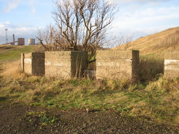 South Gare, Anti Tank Cubes S0010392-3