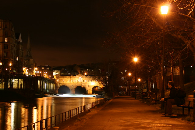 At Pulteney Bridge - Day 35