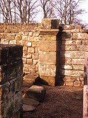 East gate at Birdoswald