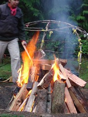 sweatlodge fire