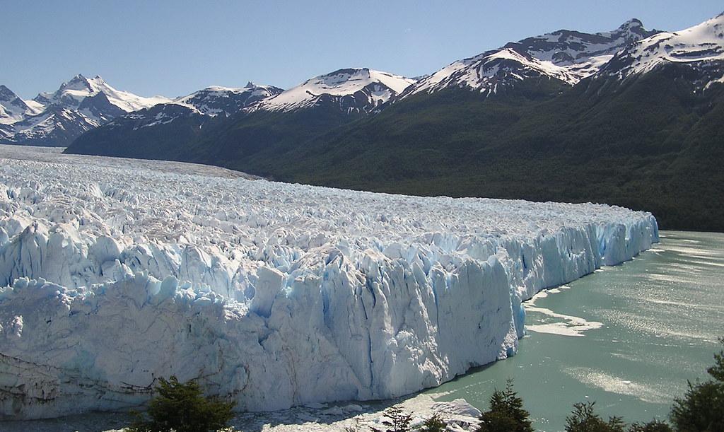 Canal de los Tempanos Glaciar Perito Moreno Parque Nacional Los Glaciares Argentina 146
