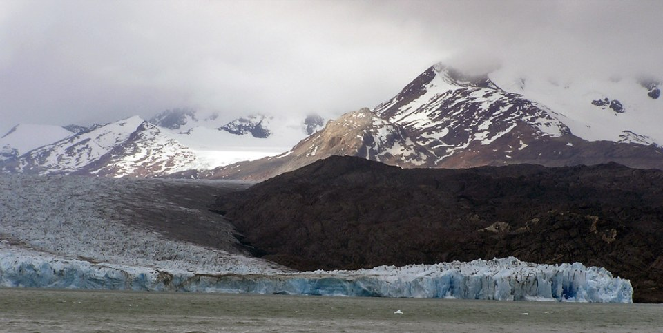 Glaciar Spegazzini Lago Argentino Argentina Patrimonio de la Humanidad Unesco 192