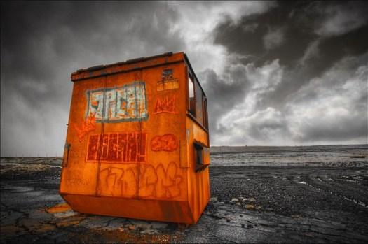 Dumpster II ...